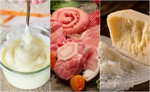 6 alimentos que no sabías que tenían altos niveles de colesterol malo (LDL)