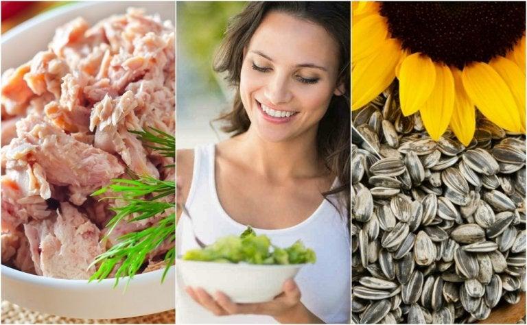 6 alimentos que te ayudan a aumentar la serotonina