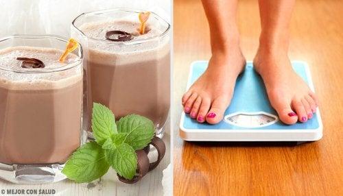 6 bebidas detox para bajar de peso realmente deliciosas