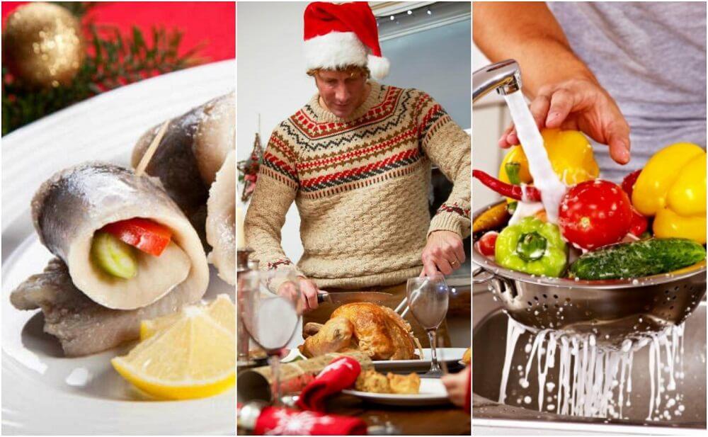 6 consejos para evitar las intoxicaciones alimentarias en esta navidad