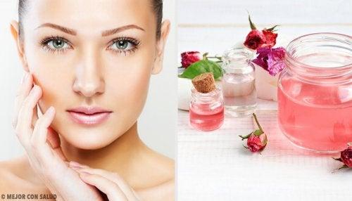 6 formas de usar pétalos de rosas en tu rutina de belleza