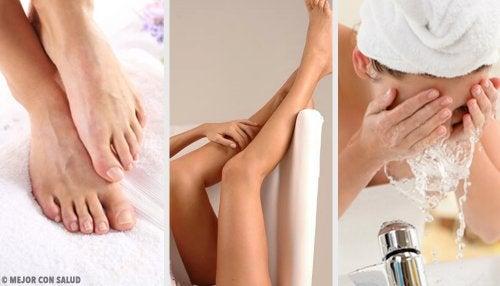 6 técnicas de hidroterapia para mejorar la salud de manera natural