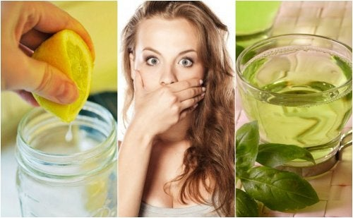 como quitar el mal aliento producido por el estomago