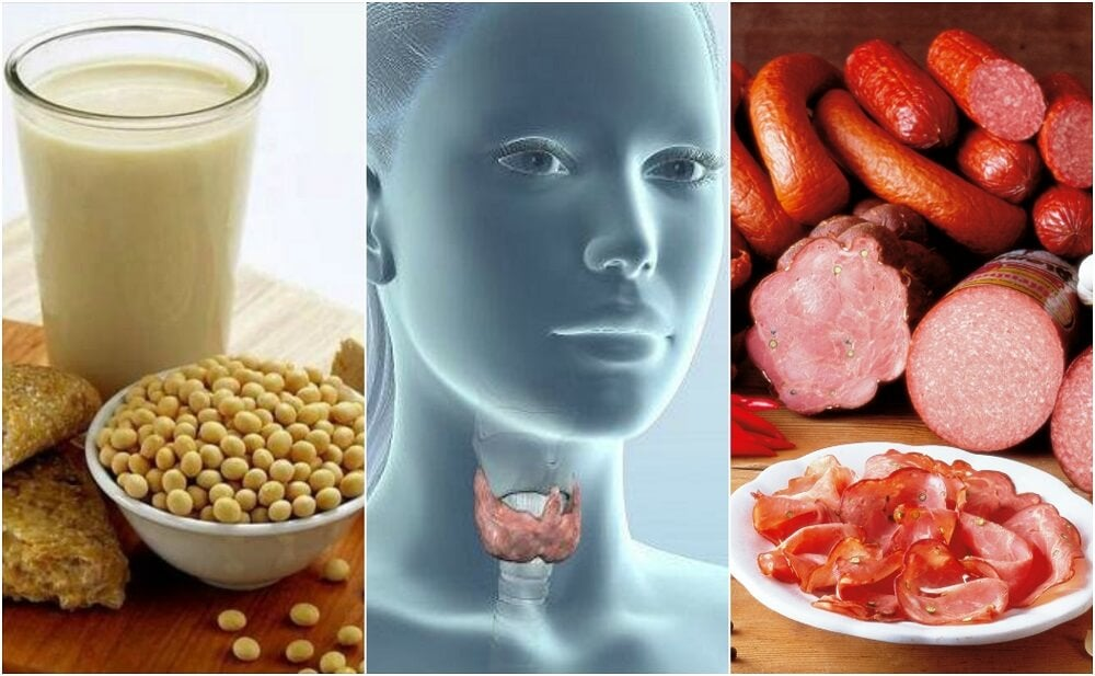 7 alimentos prohibidos si sufres hipotiroidismo