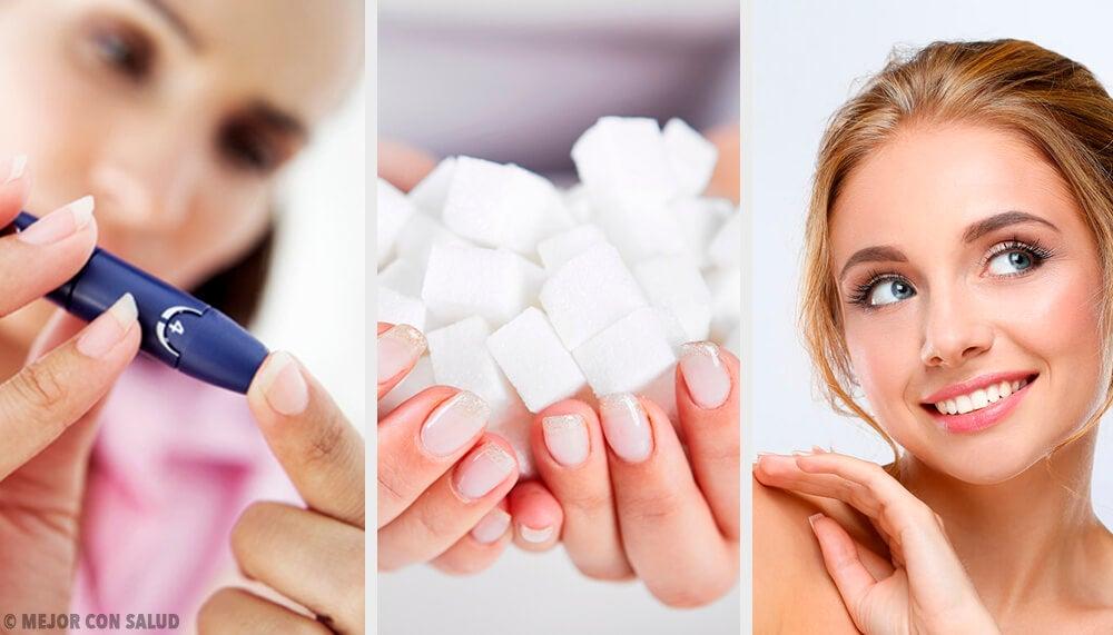 7 cambios que notarás al dejar el consumo de azúcar