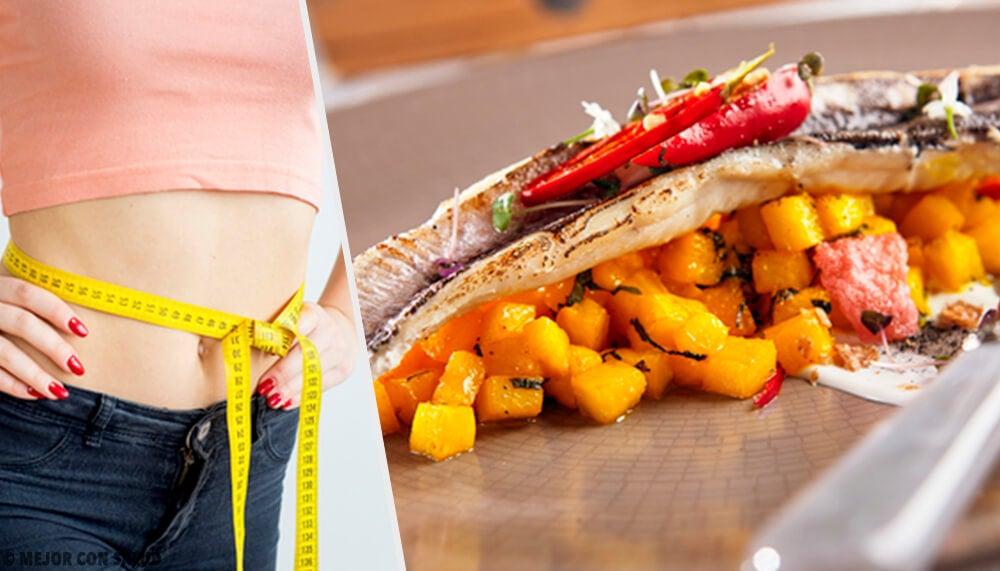 Cenas saludables protein as para bajar de peso