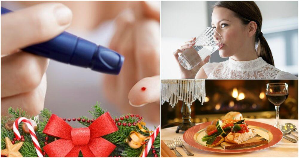 7 hábitos para controlar la diabetes en las festividades navideñas