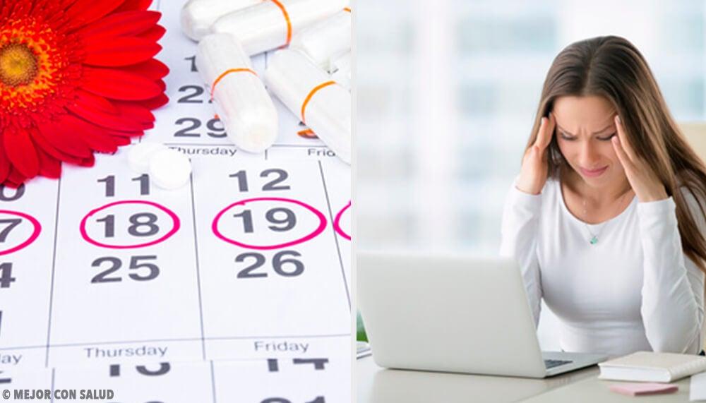 7 posibles causas de retraso del periodo