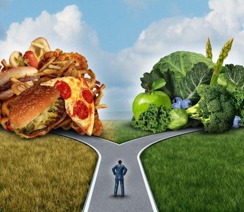 Dieta para bajar el colesterol total