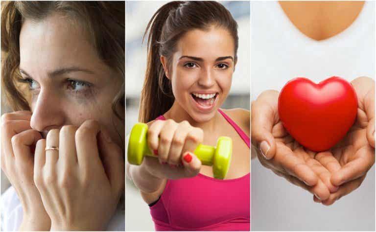 8 problemas de salud que puedes corregir haciendo ejercicio