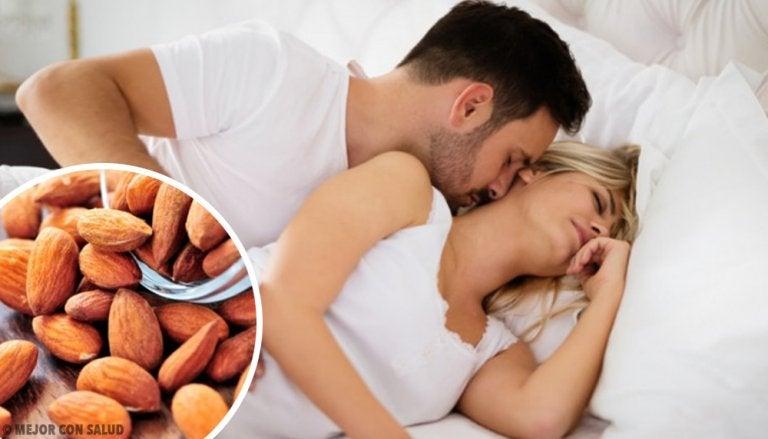 8 afrodisíacos naturales para incluir en la dieta
