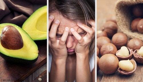 9 alimentos efectivos para reducir la ansiedad de manera natural