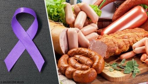 Alimentos con nitrosaminas potencialmente cancerígenos