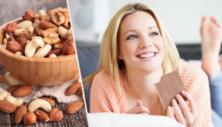 Alimentos para elevar el ánimo