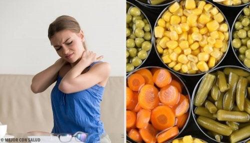 Alimentos que necesitas si tienes un trabajo sedentario