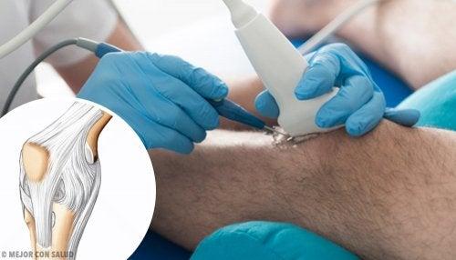 Operación de rodilla mínimamente invasiva