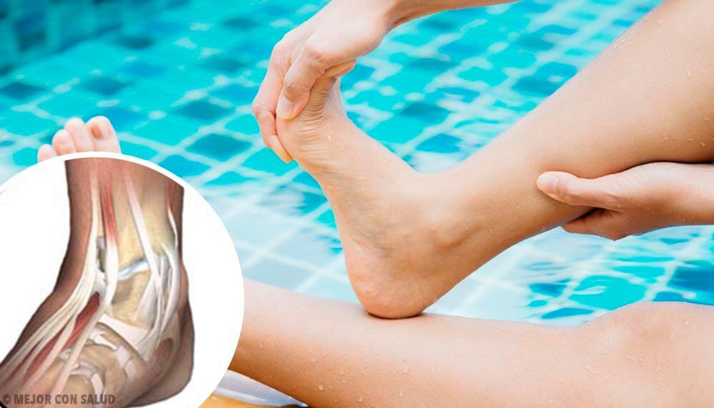 Articulación del tobillo – Mejor con Salud