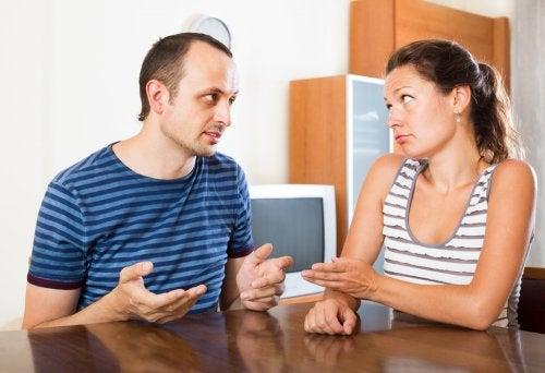Asegurate de usar palabras bien claras para terminar una relacion