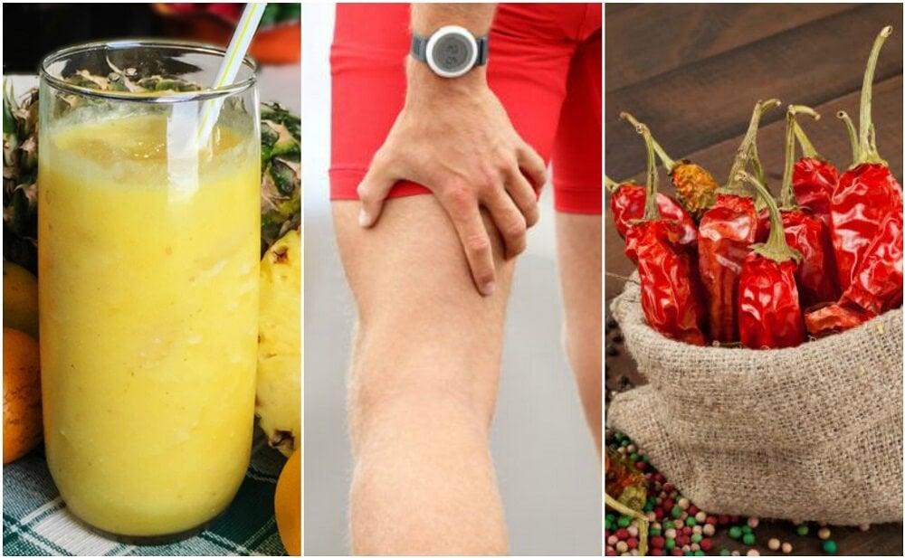 Cómo aliviar las agujetas con 5 remedios caseros