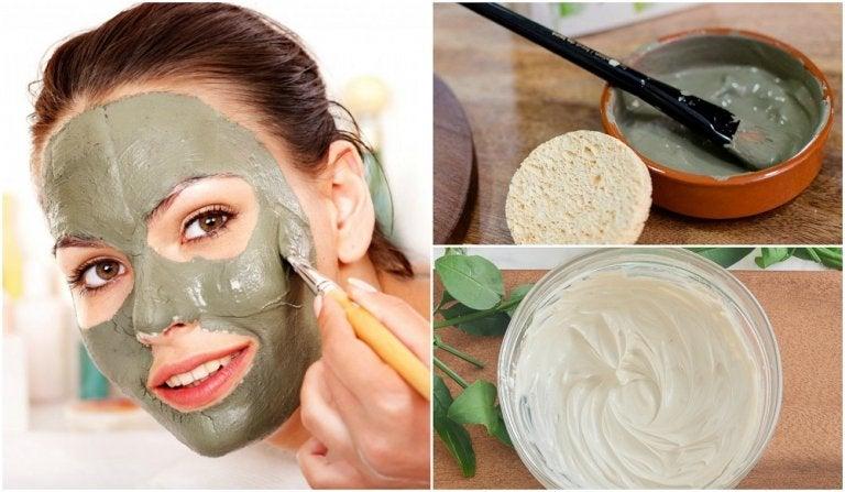 Cómo desintoxicar la piel con 5 mascarillas con arcilla