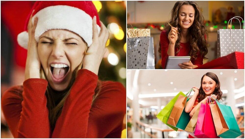 Cómo evitar el estrés durante las festividades navideñas