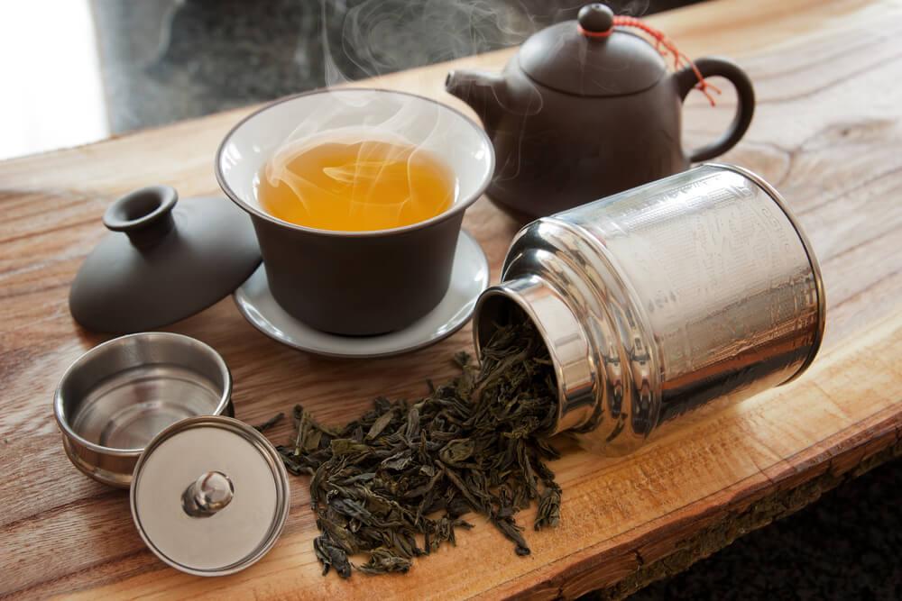 Cómo preparar el té negro con alto contenido de cobre