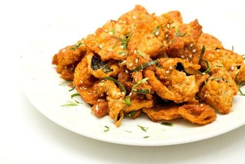 Comidas asiáticas