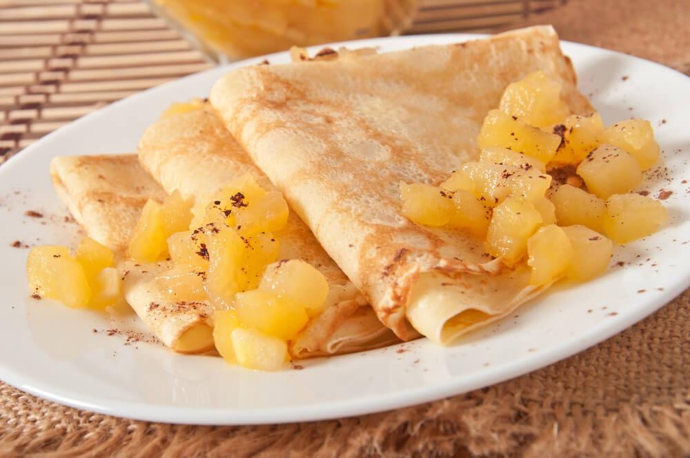 recetas dulces caseras con pocas calorías