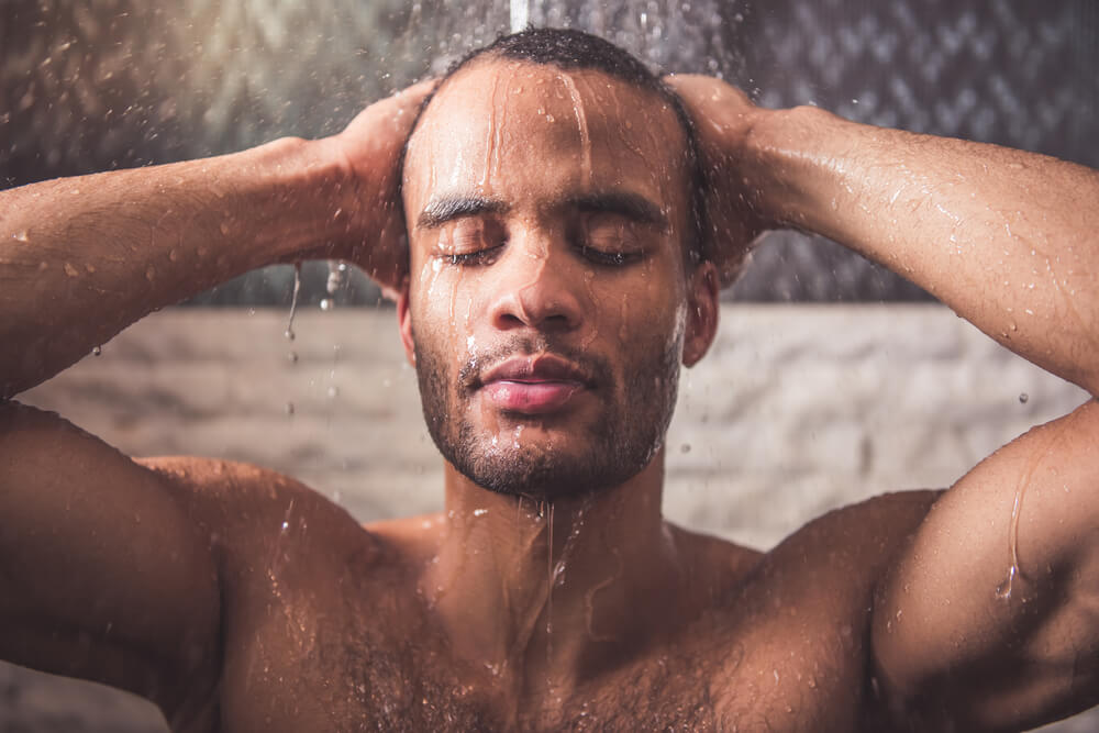 Cuántas duchas