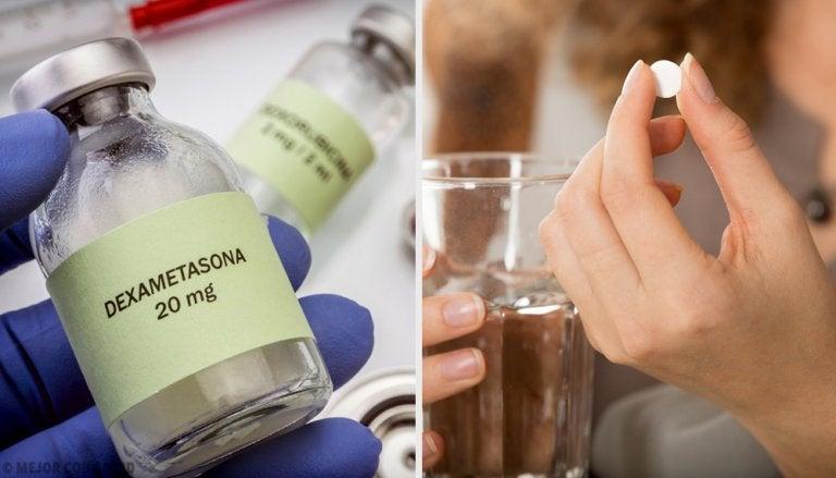 Dexametasona: acciones farmacológicas y mecanismo de acción