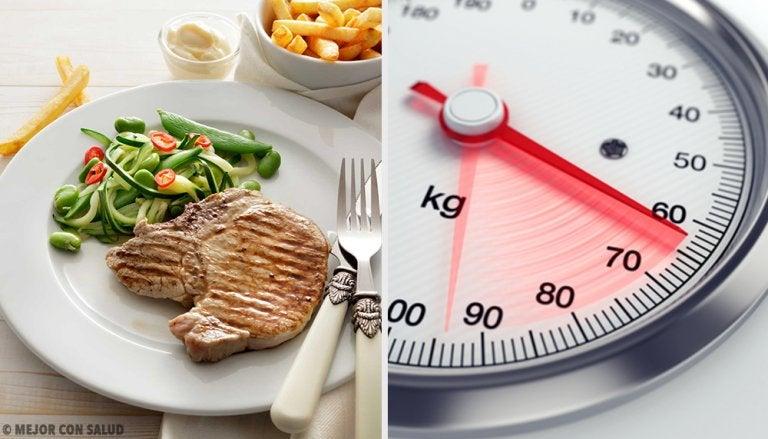 Dieta volumétrica: ¿cuáles son sus pros y contras?