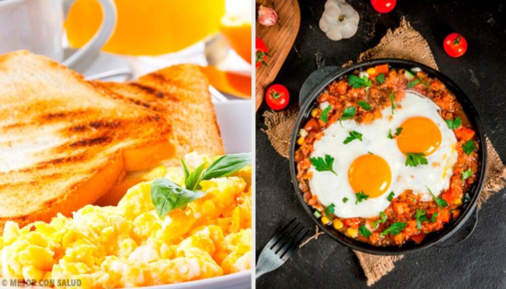 El huevo y su aporte nutricional
