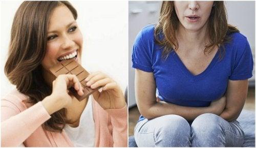 ¿En verdad el chocolate causa estreñimiento?
