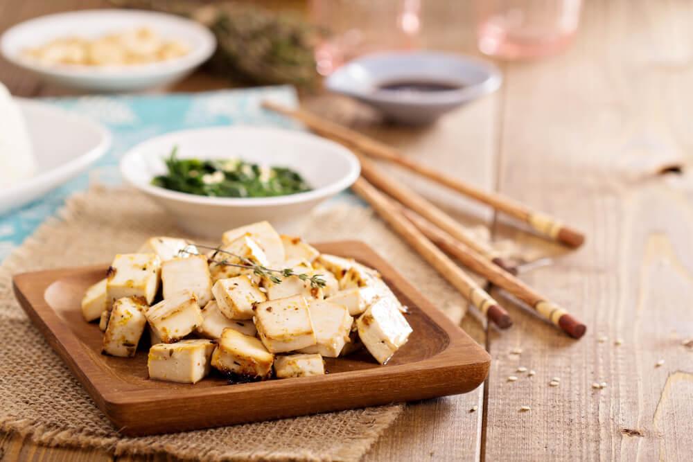 El tofu es un alimento antioxidante