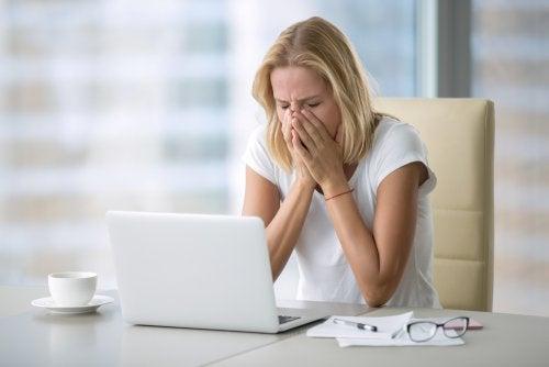 Estos 6 hábitos te amargan la vida