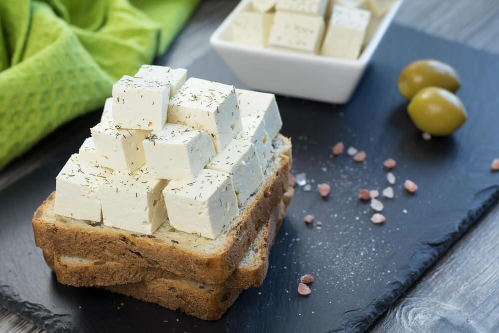 Tofu, excelente fuente de energía