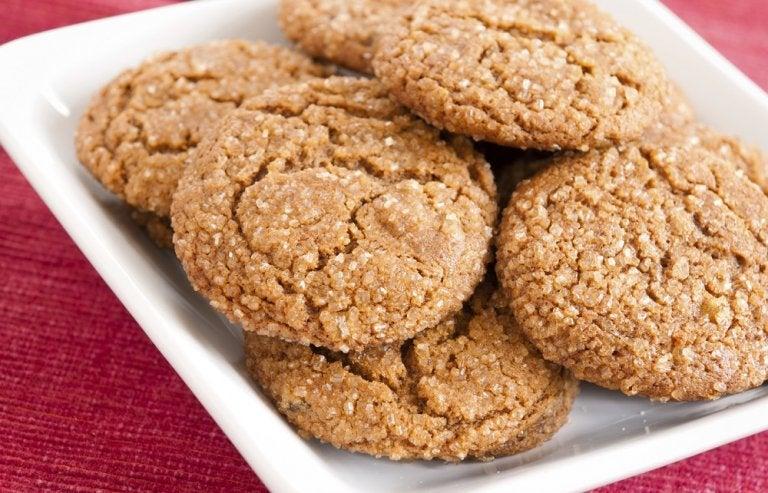 Prepara estas deliciosas galletas caseras y sorprende tus visitas