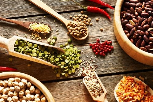 Ideas para comer legumbres cada día de la semana
