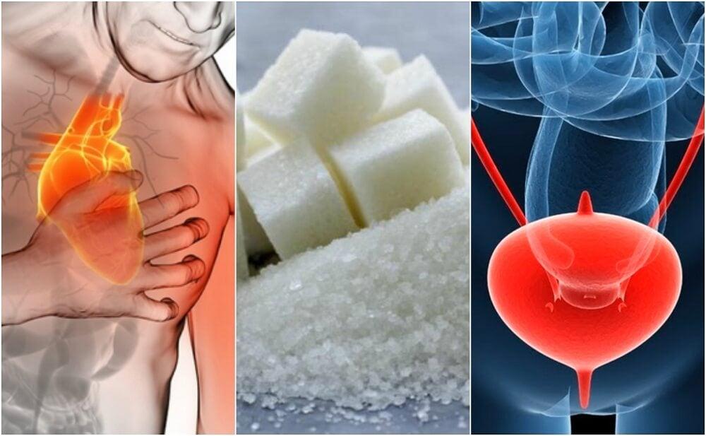 La industria azucarera ocultó vínculos con el cáncer y enfermedades cardíacas durante medio siglo