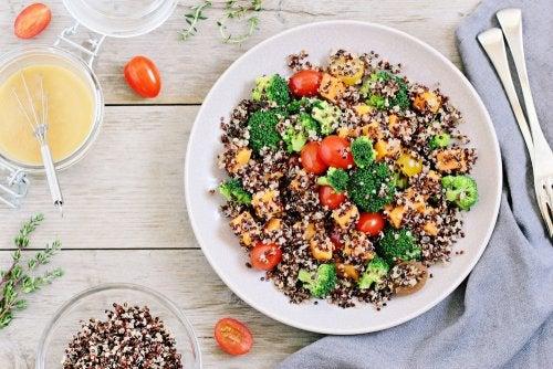 La quinoa ti aiuta a perdere peso