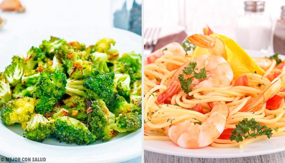 Las 5 mejores recetas para no pasar hambre