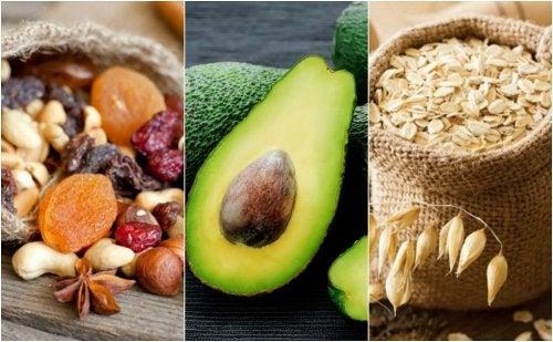 alimentos ricos para subir el colesterol bueno