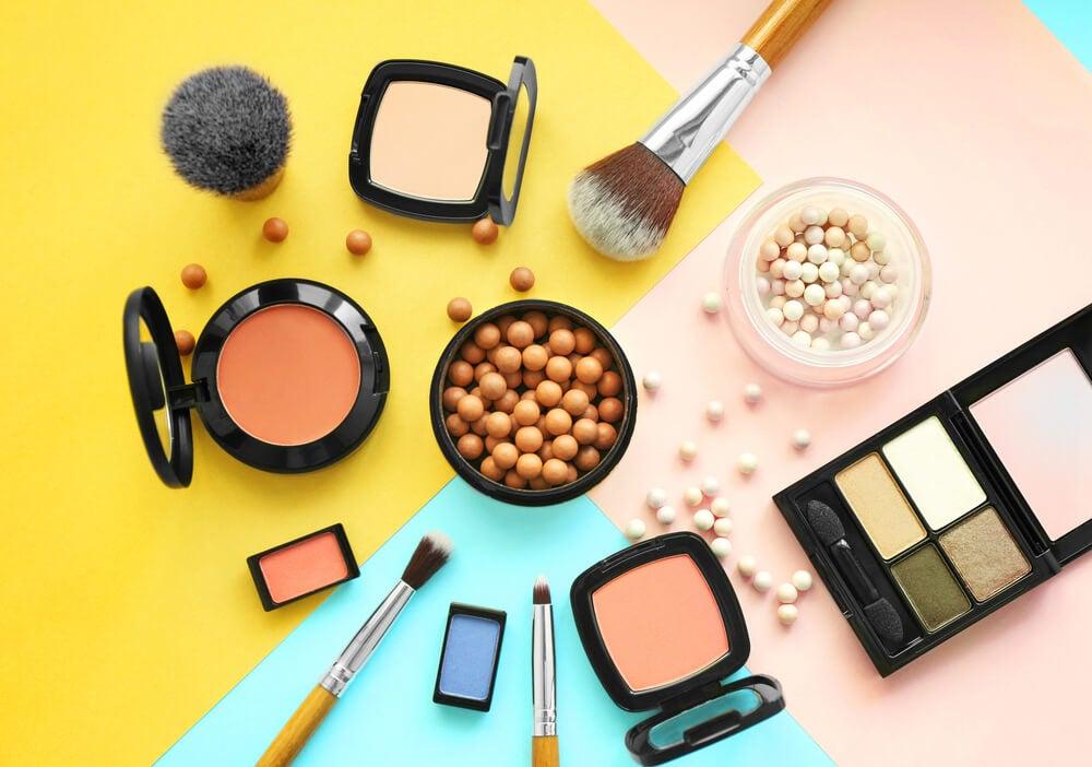 Maquillajes con parabenos