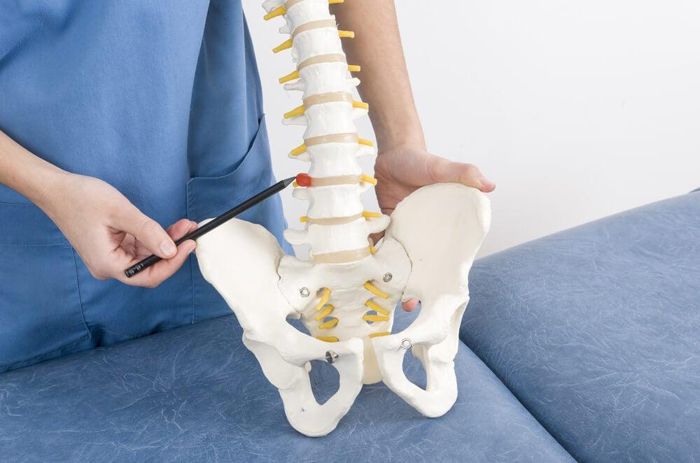 Manifestaciones clínicas de la hernia discal