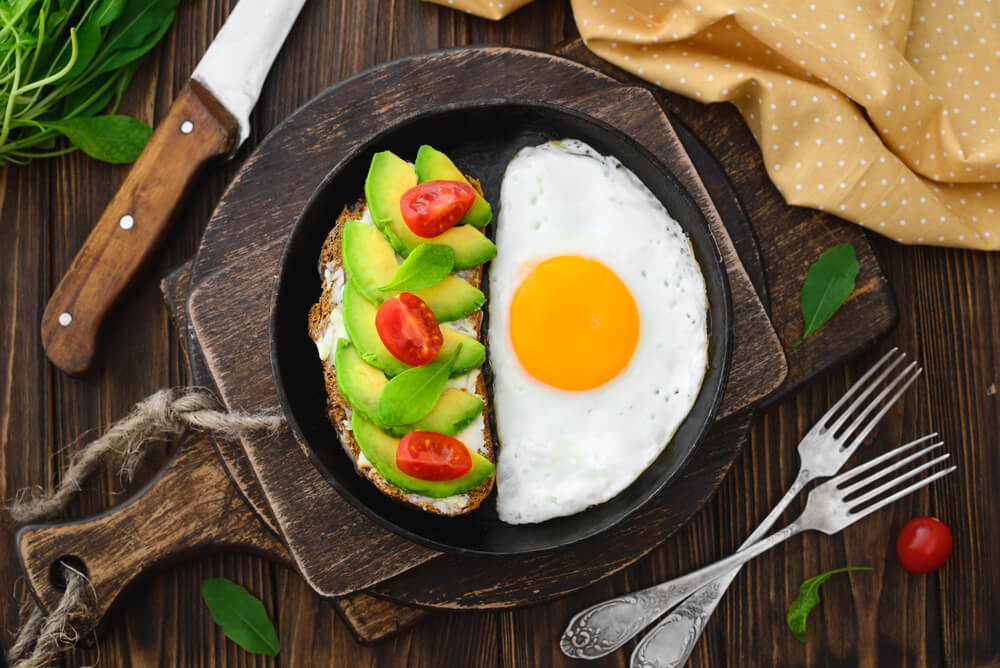Por qué es bueno consumir huevo
