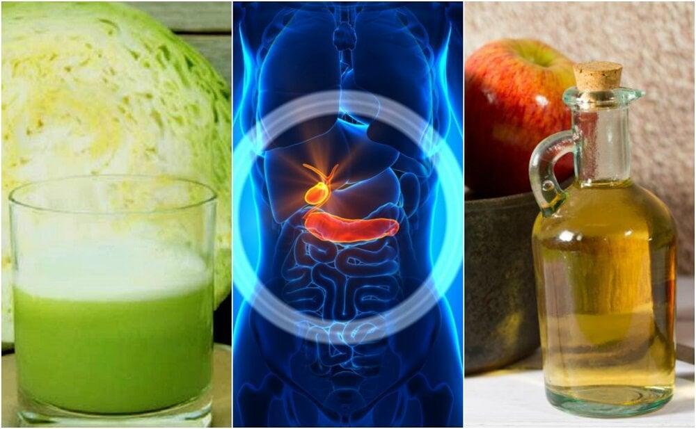 Remedios caseros que pueden tratar la vesícula biliar inflamada