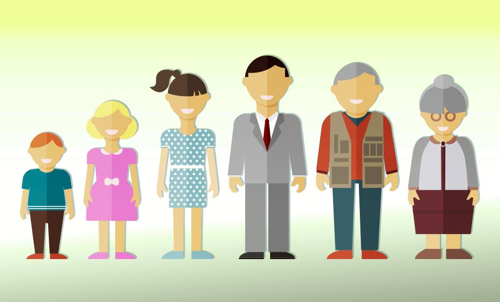 Tablas para calcular la esperanza de vida de cada persona
