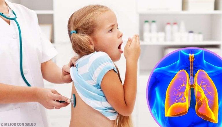 Tos ferina: causas, síntomas y tratamiento