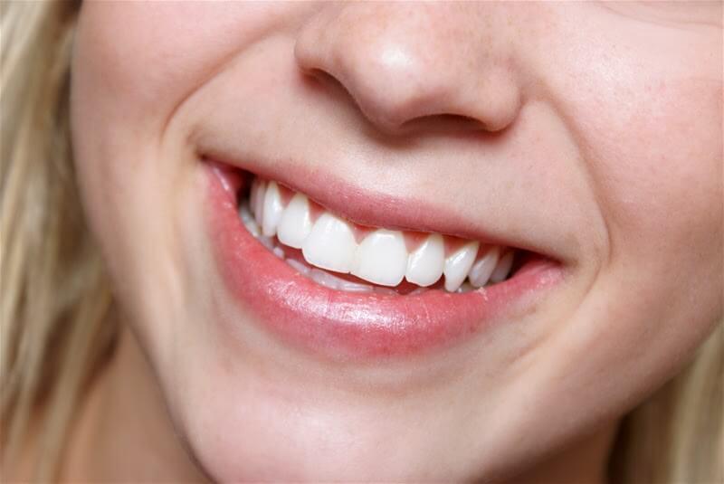 Las almendras son beneficiosas para tus dientes