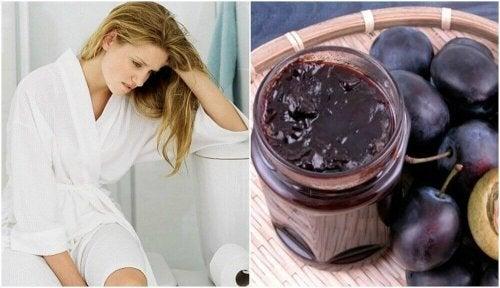 Cómo preparar un jarabe casero para curar rápido el estreñimiento
